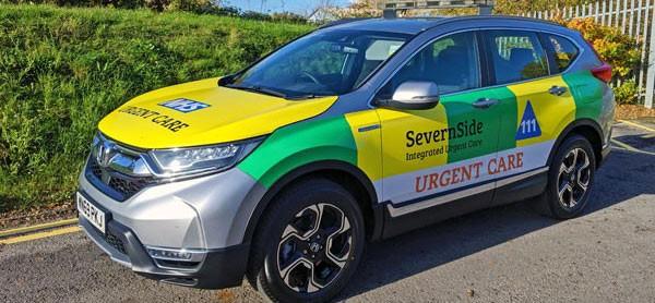 SevernSide's fleet is going GREEN