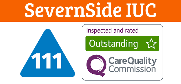 NHS111 South West Inspected & rated outstanding by CQC