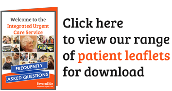 Click here to view our range of patient leaflets for download