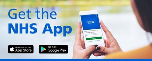 Download the NHS App