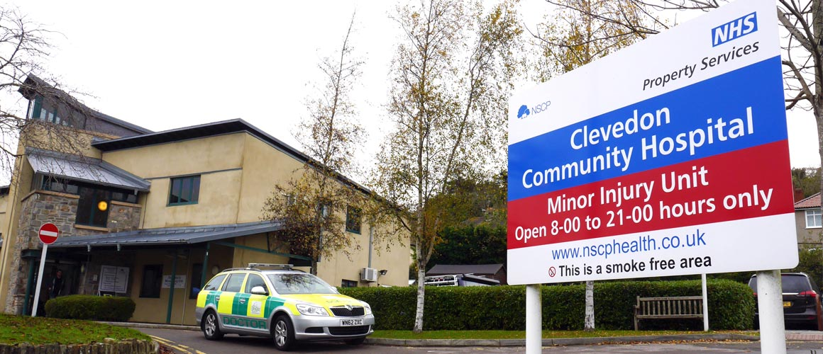 Image of Clevedon Hospital IUC Treatment Centre